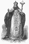 Romania Photos - Romania: Bishop, 1854 by Granger