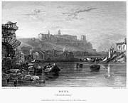 Rome: Aventine Hill, 1833 Print by Granger