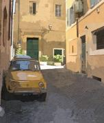 Mary Morawska - Rome Back Street