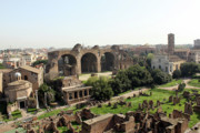 Ruins Originals - Rome Forum 2011 by Munir Alawi