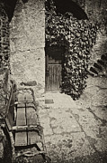 Old Door Photos - Rome by Kurt Golgart