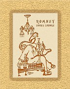 Coffe Digital Art - Romney Hooka Lounge by Atheena Romney