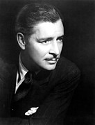 Mustache Framed Prints - Ronald Colman, Ca. 1930s Framed Print by Everett
