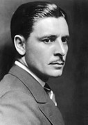 British Portraits Prints - Ronald Colman, In Hollywood, 1925 Print by Everett