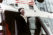 1980s Prints - Ronald Reagan. President Ronald Reagan Print by Everett