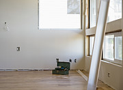 Wood Floors Prints - Room Remodeling Print by Andersen Ross