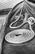 Dry Lake Photos - Rope by Brian Mollenkopf