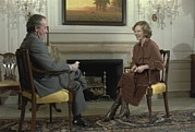 Rosalynn Framed Prints - Rosalynn Carter During A White House Framed Print by Everett