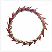 Tara Gill Art - Rose   Crown of Thorns by Tara Gill