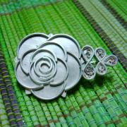 Hand Made Jewelry - Rose by Atelje Borej