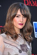 Rose Highlights Posters - Rose Byrne At Arrivals For Damages Poster by Everett