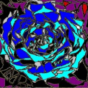 Rose Art - Rose Dynamic 2 by Navo Art