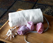 Handmade Art - Rose Soap by Anastasiya Malakhova