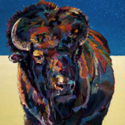 Bison Originals - Rosebud by Bob Coonts