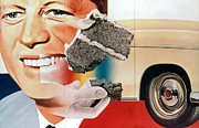Canvassing Framed Prints - Rosenquist: President, 1960 Framed Print by Granger