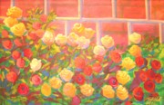 Arnold Originals - Roses the gift of lovers. by Arnold Grace