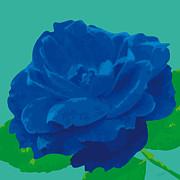 Rosesummerb-t Print by Eakaluk Pataratrivijit