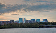 Skyline Print Prints - Rosslyn Skyline I Print by Steven Ainsworth
