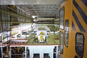 Nuclear Energy Photo Posters - Rostov Nuclear Power Plant, Russia Poster by Ria Novosti