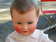 Doll Photo Originals - Rosy Eyes by Hans Pundt