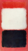 Contemporary Art Photos - Rothko: Black & White by Granger