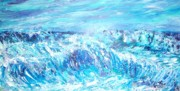 I Got The Blues  - Rough Waters  by Mary Sedici