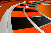 Casino Artist - Roulette Table Close Up