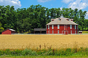 Gordon H Rohrbaugh Jr - Round Barn