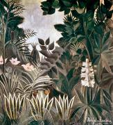 Rousseau Posters - Rousseau: Jungle, 1909 Poster by Granger