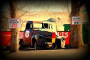 Susanne Van Hulst - Route 66 Parking Lot