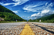 Roads Photos - Route 7 by Nathan Larson