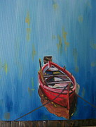 Barbara Ruzzene - Row Boat