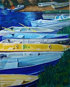 LJ Newlin - Row Boats