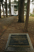 Artists And Artisans Prints - Rowan Oak Was The Home Of Southern Print by Stephen Alvarez