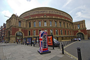 Cityscape Photograph Photos - Royal Albert Hall by David French