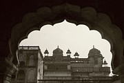 Orchha Framed Prints - Royal Architecture Framed Print by Tia Anderson-Esguerra