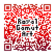 Tom Roderick - Royal Gamut Art - QR code