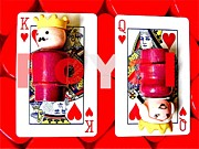 Playing Cards Originals - Royal Hearts by Ricky Sencion