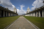Royal Naval College Metal Prints - Royal Naval College Metal Print by Lonely Planet