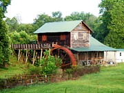 Old Things - Rt 221 Gristmill by Pauline Ross