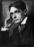 Reformer Photos - Rudolf Steiner (1861-1925) by Granger