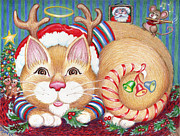 Dee Davis - Rudolph The Pink Nosed...