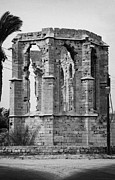 Gazimagusa Prints - Ruined Church Of St George Of The Latins Famagusta Turkish Republic Of Northern Cyprus Trnc Print by Joe Fox