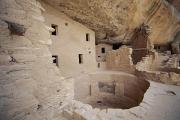 World Cultures Metal Prints - Ruins At Mesa Verde National Park Metal Print by Paul Nicklen