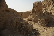 Qalat Framed Prints - Ruins Of The Ancient City Of Ashur Framed Print by Everett