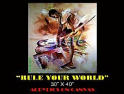 Clement Martey - Rule Your World