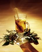 Beverage Originals - Rum Hot Toddy by Robert Ponzoni