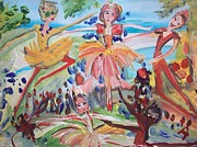 Ballet Originals - Rum punch the ballet by Judith Desrosiers