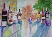 Merlot Originals - Running The Gauntlet by Sharon Mick