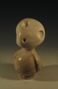 Alabaster Sculptures - Rupert by Ashly Eaton